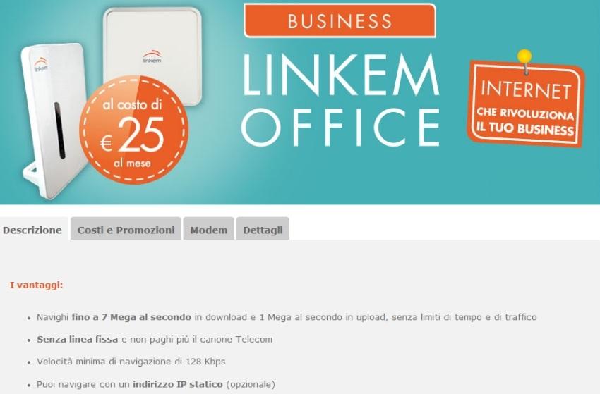 LINKEM BUSINESS 15_05_2014